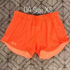 Women's Size XS Under Armour Active Shorts